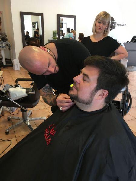 Barbier – Schulung