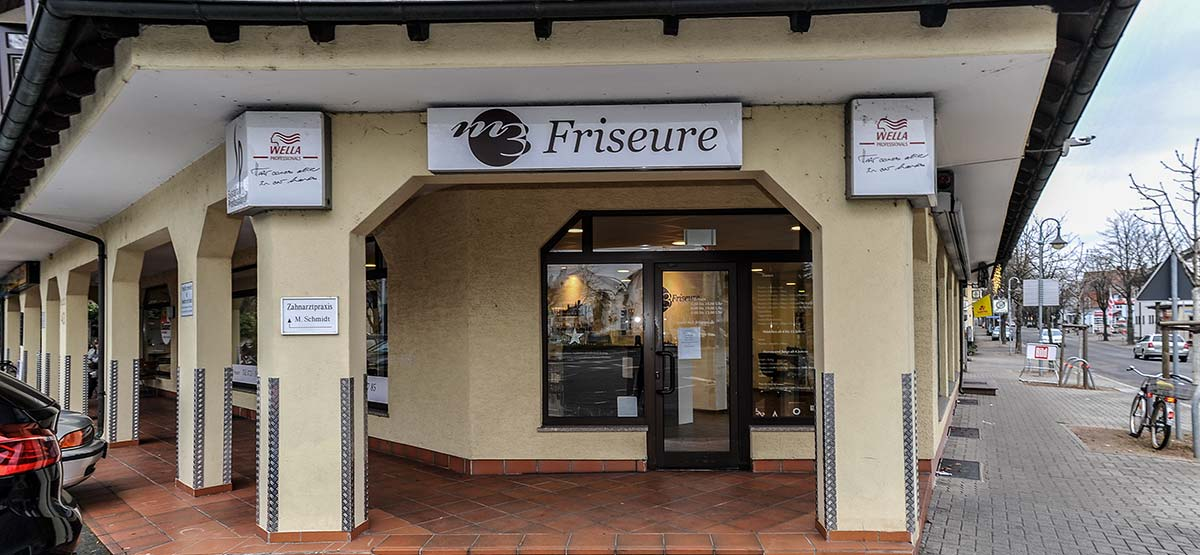 Friseursalon-Rheinstetten
